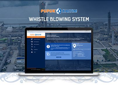"Check out new work on my @Behance portfolio: ""Dashboard Pupuk Kaltim (Whistle Blowing System)"" http://be.net/gallery/50620977/Dashboard-Pupuk-Kaltim-(Whistle-Blowing-System)"