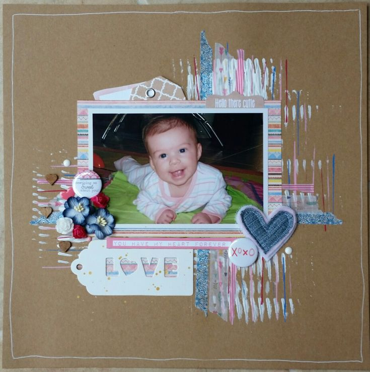 Kraft Plus December Inspiration  Board | Emma Malinowski
