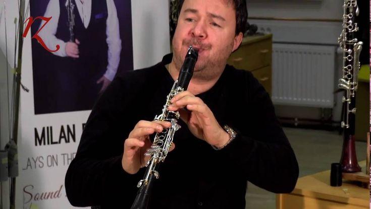 Clarinet Presentation, RZ WOODWIND MANUFACTURING s.r.o.