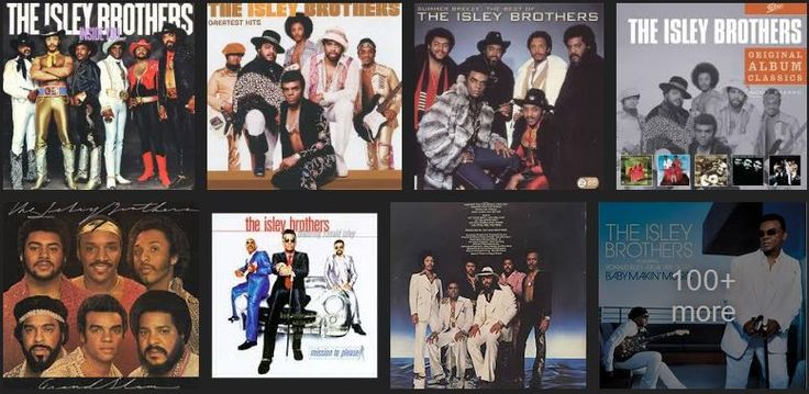 Isley Brothers Albums