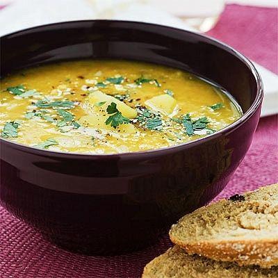 Bild på Libanesisk linssoppa