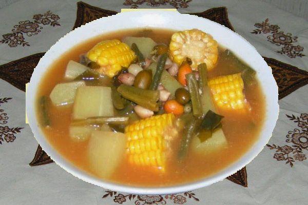 Resep Sayur Asem Sunda Enak