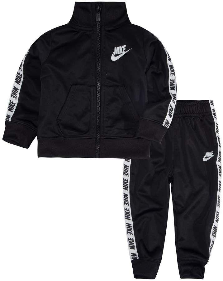 Nike DRI FIT Hoodie & Jogging Pants Set (Baby Boys) 69 Months