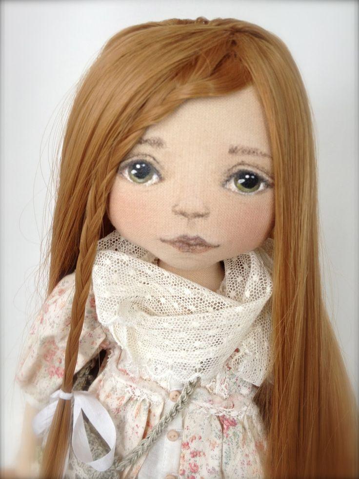 Для одной 14-летней девочки родилась вот такая куколка.