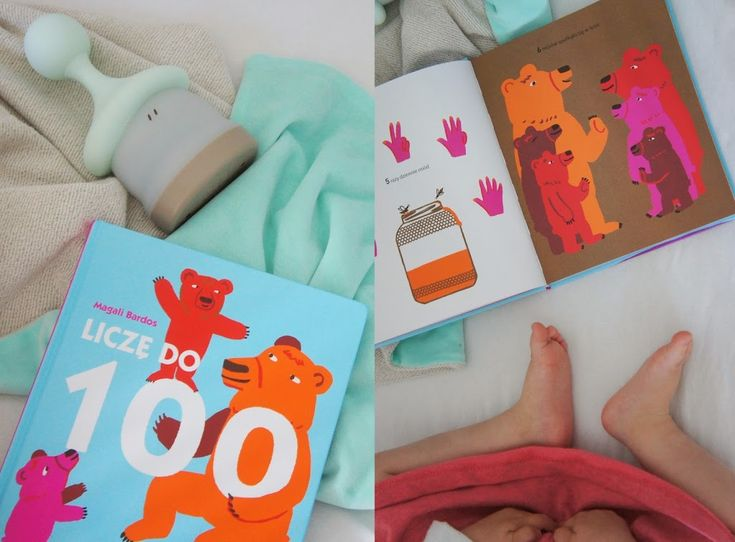 BibLILOteczka- Liczę do 100   Nebule blog parentingowy