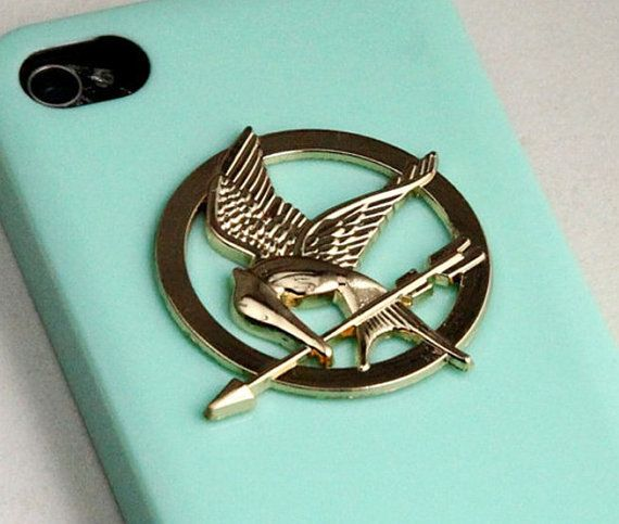 Hunger games phone case