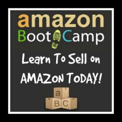 I recently joined Jessica Larrew's Amazon Boot Camp, to learn how to sell on Amazon FBA. As a current member, I'll receive all of the 2.0 lessons.