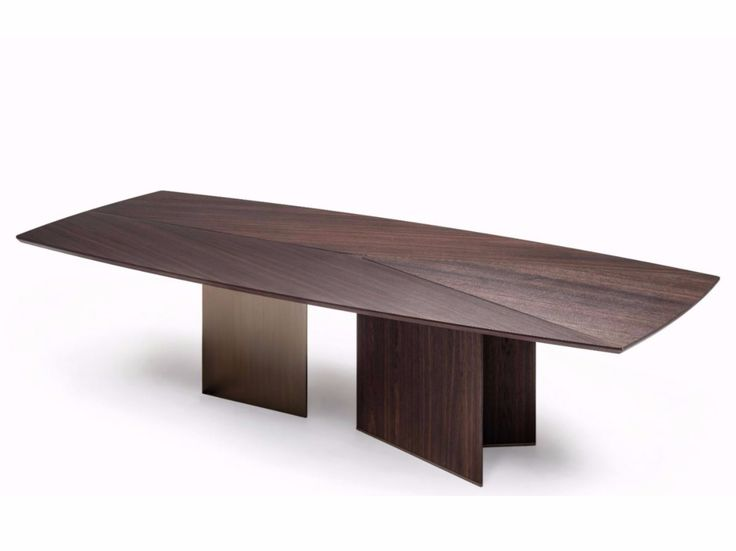 Wooden dining table EPSILON by Arketipo design Studio Memo. Best 25  Wooden dining tables ideas on Pinterest   Dining table