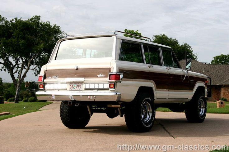Jeep Truck >> 1979 Jeep Wagoneer Limited | Custom Trucks and SUVs | Pinterest | Jeep wagoneer, Jeeps and Jeep ...