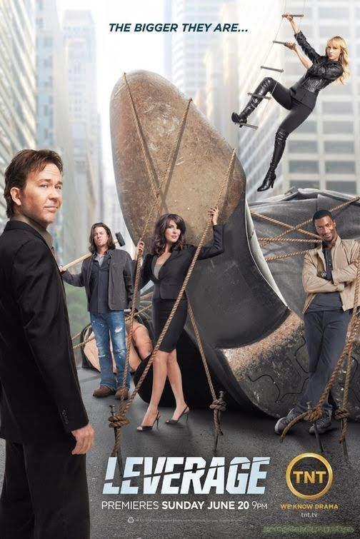 leverage photos | Leverage – Season 3 – Poster | Leverage Episodes Download - Watch ...