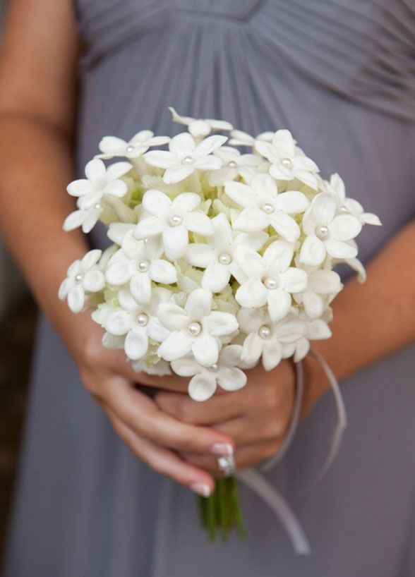 Image result for stephanotis bouquet small