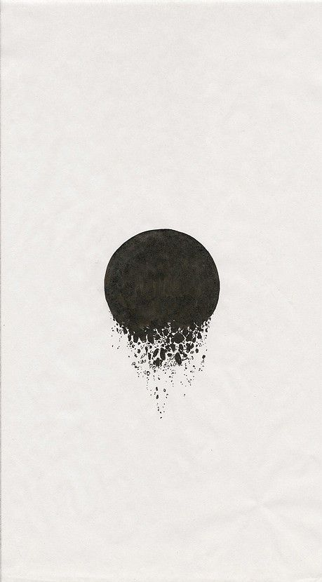 paper tissue drawing pen ink illustration white album series installation contemporary chris hernandez: