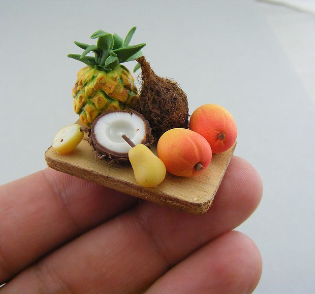 more miniature food by shay aaron, via flickr (click for whole delicious photostream).