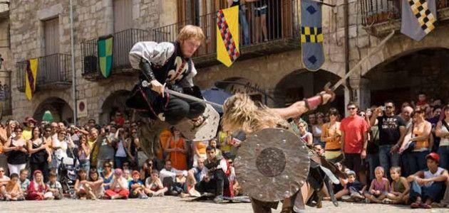 Pueblos medievales y de leyenda para ir con niños