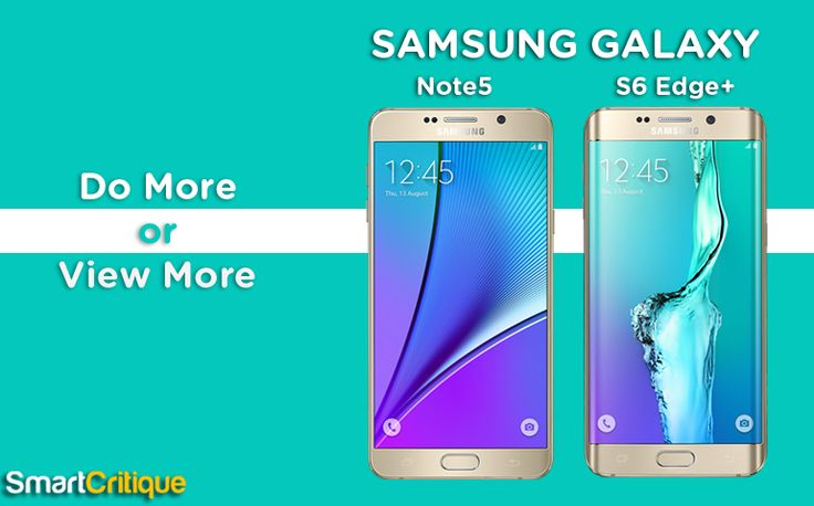 A detailed review on Samsung Galaxy S6 Edge+ & Note 5 unveiled recently by Samsung. In this review, we discover more than what the awesome images reveal.
