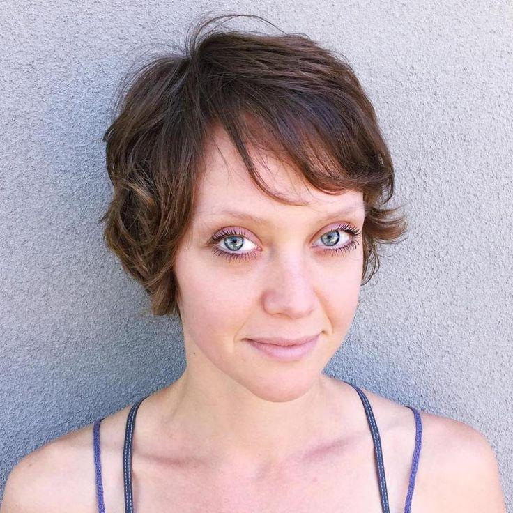 57 besten short hair Bilder auf Pinterest | Haarfarben, Haar ideen ...