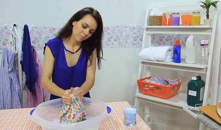 Aprenda com experts na eduK. Curso ao vivo Online de Lavar e passar: técnicas de lavanderia doméstica