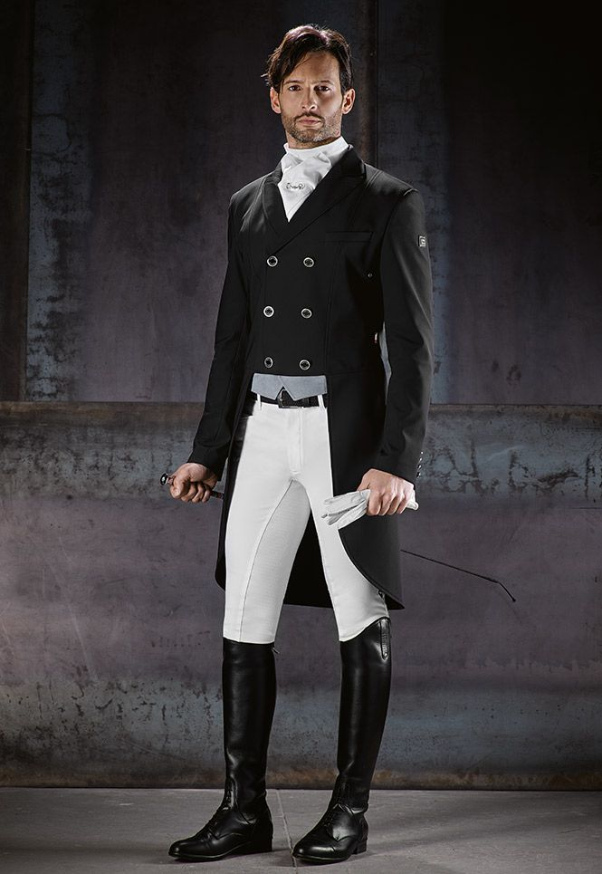 Dressage tailcoat Equiline x-cool evo m00206 canter