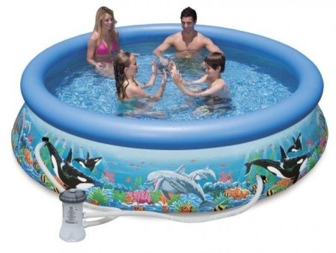 Simple eh Filtration Set Pool X Ocean Easy Swimming Pump Intex Reef