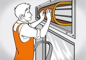 Rollladenkästendämmung ist einfach und hilft Energie zu sparen. Der OBI Ratgeber zeigt Ihnen in 7 Schritten, wie Sie Ihren Rollladenkasten isolieren.