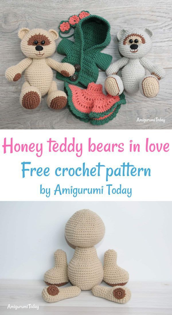 Amigurumi Today - Free amigurumi patterns and amigurumi tutorials | 1100x600