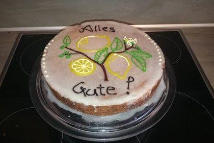 Saftiger Zitronenkuchen, ein raffiniertes Rezept aus der Kategorie Backen. Bewertungen: 698. Durchschnitt: Ø 4,6.