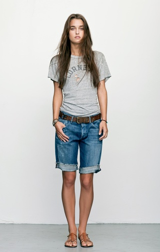 Gibson Loose Fit Short (love this effortless, laid-back look!) #spring2012