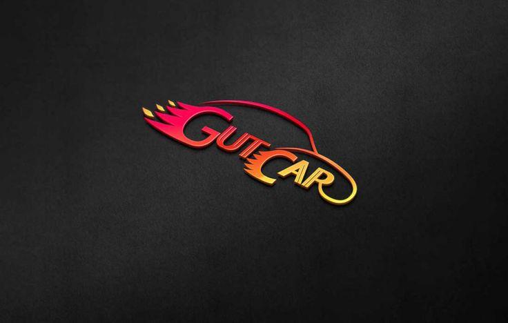 Разработка логотипа для компании Gutcar