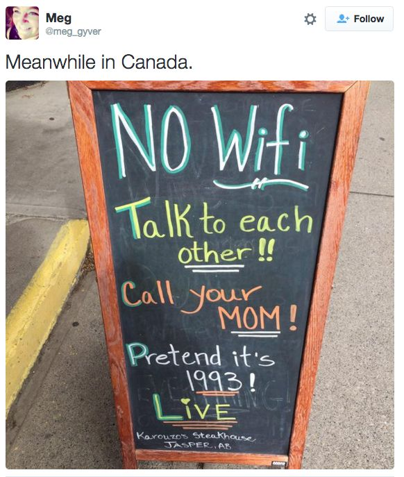 "27 Of The Best ""Meanwhile In Canada"" Tweets"
