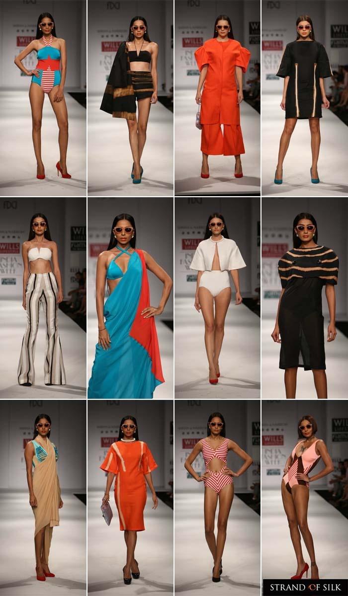 Indian Fashion - Indian Designer - Indian Fashion Week Spring Summer 2013 - Shivan Narresh