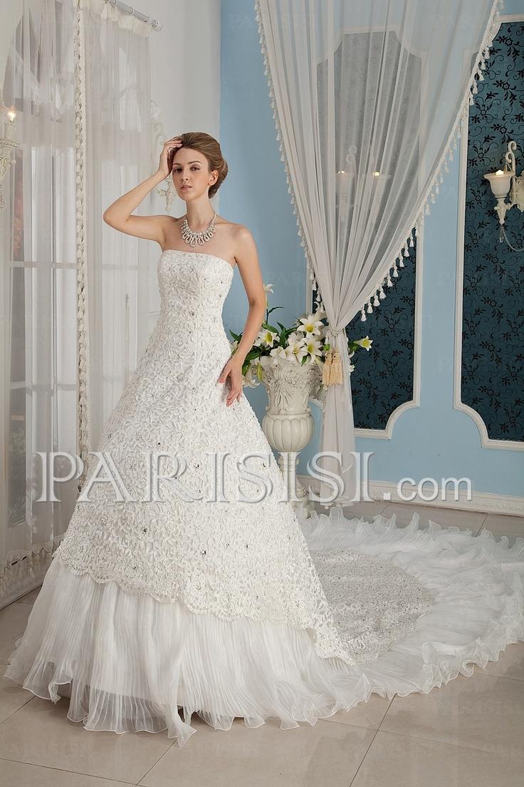 157 besten Hochzeit & Brautkleider Bilder auf Pinterest ...