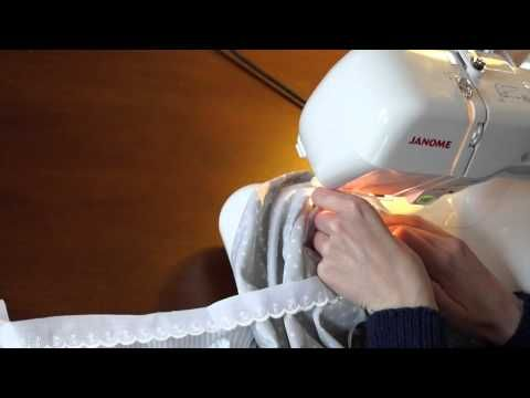 Tutorial Hvordan sy babynest - YouTube