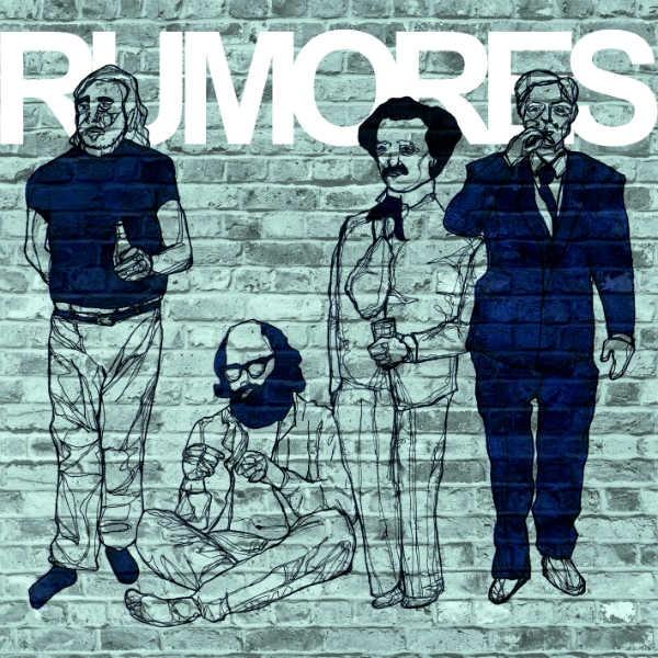Capa do primeiro disco dos Ramones recriada com Bukowski, Allen Ginsberg, Edgar Allan Poe e Nélson Rodrigues