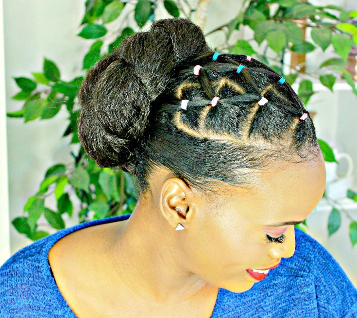 Diy Protective Hairstyles Protective Styling Natural Hair Protective Hairstyles For Transitioning Pro Transitioning Hairstyles Natural Hair Styles Hair Styles