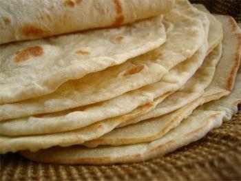 Homemade Tortillas Recipe   Recipe - Homemade Flour Tortillas - Official Scott Roberts Web Site