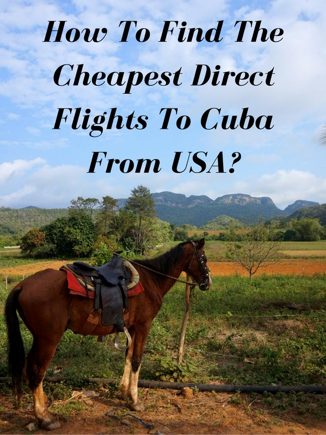 60 best cuba travel images on pinterest cuba travel for Where can i find cheap airfare