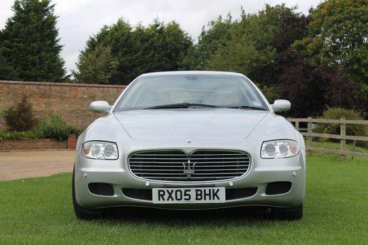 2005 Maserati Quattroporte - Silverstone Auctions