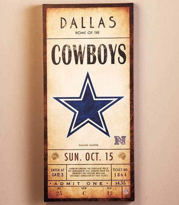 Dallas Cowboys Wall Art best 25+ dallas cowboys tickets ideas on pinterest | cowboys game