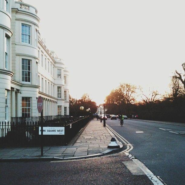 Regents Park, London / photo by Michelle
