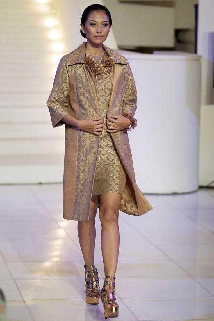 425 Best Images About Fashion Batik Ethnic Dress On Pinterest