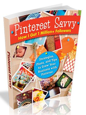 Pinterest Savvy by Melissa Taylor {free download} featured today on LaunchHER.com
