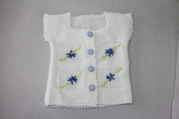 Cutest Vest for NewBorn Girls