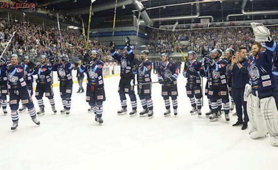 Chomutov - Liberec 0:4. Bílí Tygři ve finále extraligy vyzvou Kometu