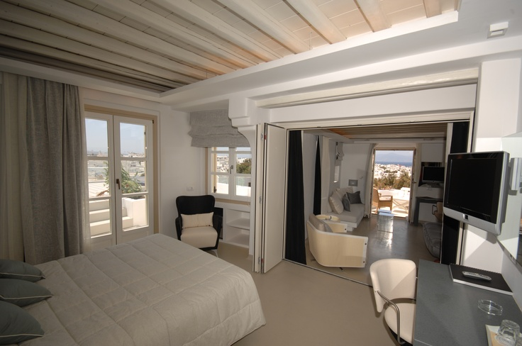 Semeli Hotel Mykonos Chora Greece  http://www.semelihotel.gr/