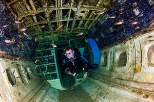 10 Awesome Scuba Diving Specialty Certifications | Scuba Diving Intro  (scuba diving wreck diving specialty) http://www.deepbluediving.org/