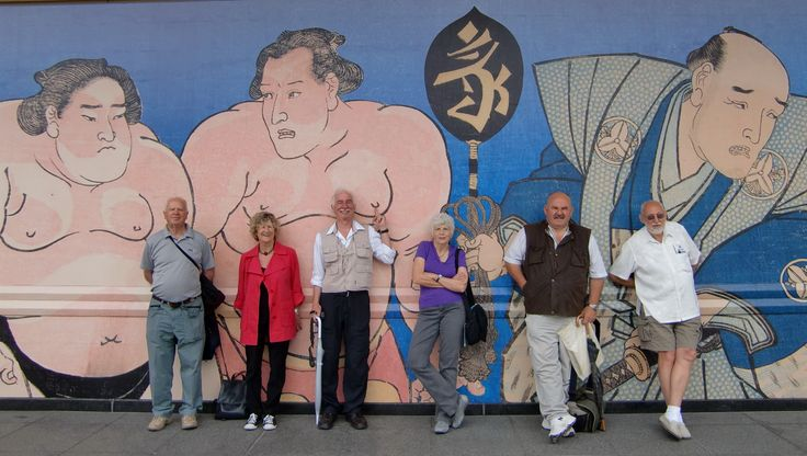 www.toursgallery.com small group escorted tours to Japan for Over 50s, seniors and discerning mature age travellers.