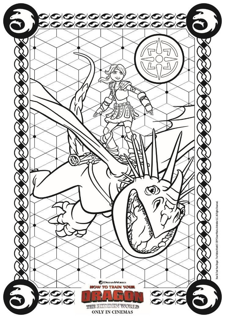 Top 25 Free Printable Dragon Coloring Pages Online How Train Your Dragon Dragon Coloring Page How To Train Your Dragon