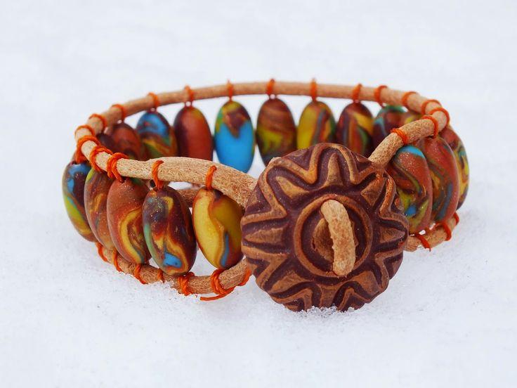 craftliners: Kralenroller armband