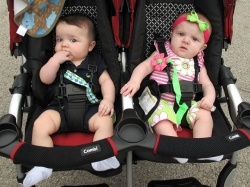 As any parent of twins will tell you, having twins gives you double the love and double the fun. But, these bundles of joy do have special needs...