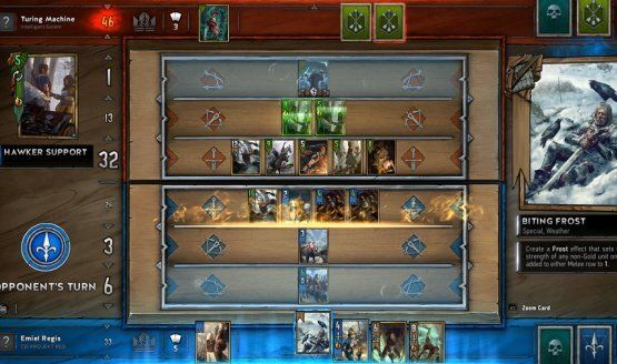 Gwent: The Witcher Card Game PS4 Beta Test Takes Place This Weekend